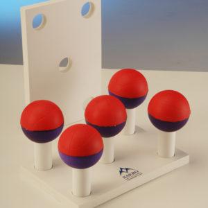 Saebo Five Ball Peg Activity