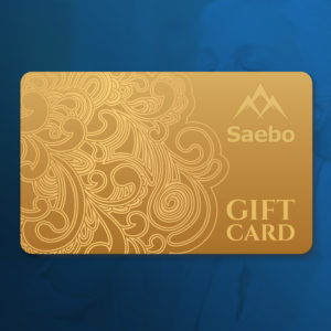 Saebo Gift Card